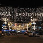 Новый год и рождество на Кипре