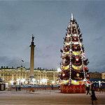 Встреча нового года 2011 в Санкт-Петербурге